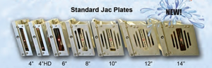 Bob's Machine Shop hydraulic jack plates.