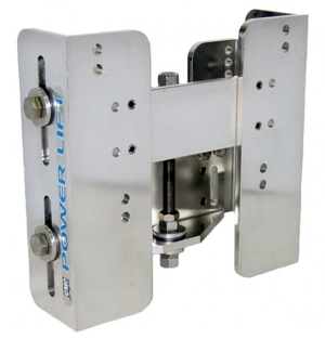 Manually adjustable jack plates from CMC