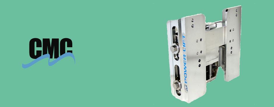 CMC makes hydraulic jack plates
